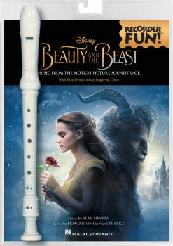 Beauty and the Beast - Recorder Fun!: Pack with Songbook and Instrumen (HL-00235594)