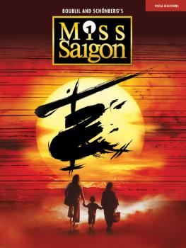 Miss Saigon (2017 Broadway Edition): Vocal Line with Piano Accompanime (HL-00236352)