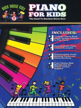 Piano for Kids: The Road to Stardom Starts Here (HL-00236851)