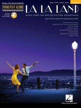 La La Land: Piano Play-Along Volume 20 (HL-00241591)