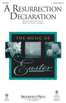 A Resurrection Declaration (HL-00197695)