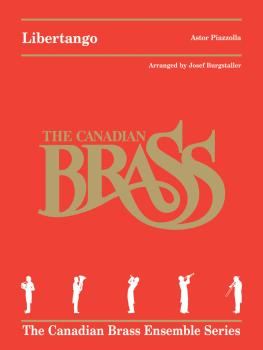 Libertango for Brass Quintet (HL-00238603)