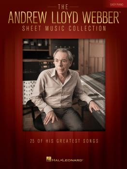 The Andrew Lloyd Webber Sheet Music Collection for Easy Piano (HL-00239180)