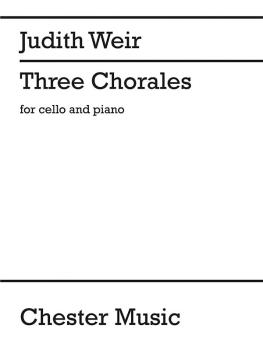 Three Chorales for Cello and Piano (HL-00238502)