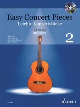 Easy Concert Pieces for Guitar - Volume 2 (HL-49043968)
