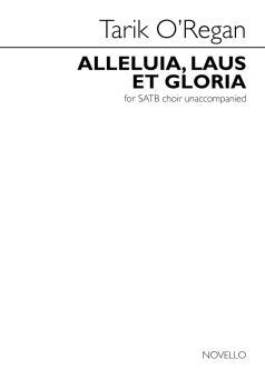 Alleluia, Laus Et Gloria (SATB a cappella) (HL-00238322)