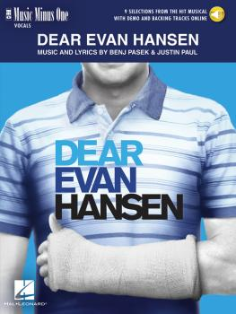 Dear Evan Hansen: Music Minus One Vocal (HL-00241594)