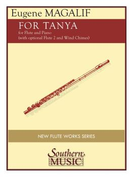 For Tanya (for Flute Duo with Piano and Optional Wind Chimes) (HL-00244914)