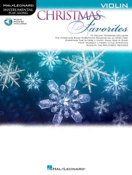 Christmas Favorites (Violin) (HL-00236539)