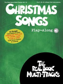 Christmas Songs Play-Along: Real Book Multi-Tracks Volume 10 (HL-00236809)
