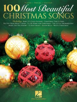100 Most Beautiful Christmas Songs (HL-00237285)