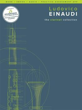 Ludovico Einaudi - The Clarinet Collection: Book + EBook + Audio + Pra (HL-00239861)