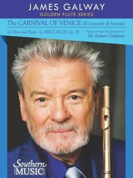 The Carnival of Venice (for Flute and Piano) (HL-00240977)