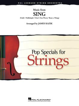 Music from Sing (HL-04492016)