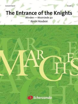 The Entrance of the Knights (for Concert Band/Harmonie - Set) (HL-44012974)