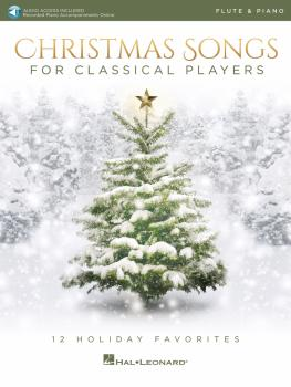 Christmas Songs for Classical Players - Flute and Piano (With online a (HL-00239289)