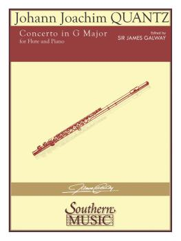 Concerto in G Major (for Flute and Piano) (HL-00240983)