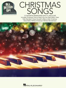 Christmas Songs - All Jazzed Up! (HL-00236706)
