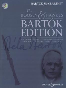 Bartók for Clarinet: Stylish Arrangements for Clarinet and Piano (HL-48023783)