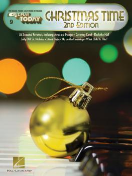 Christmas Time: E-Z Play Today Volume 9 (HL-00236235)
