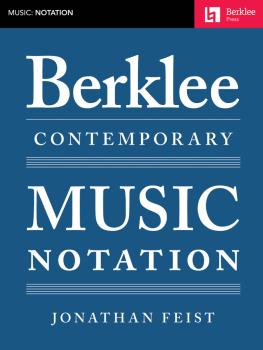 Berklee Contemporary Music Notation (HL-00202547)