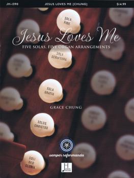 Jesus Loves Me (HL-00219854)