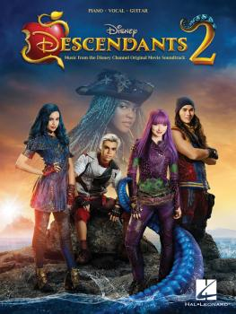 Descendants 2: Music from the Disney Channel Original TV Movie Soundtr (HL-00237613)