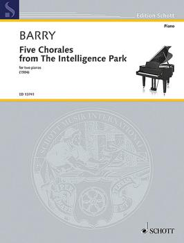 Five Chorales from The Intelligence Park (Two Pianos) (HL-49045666)
