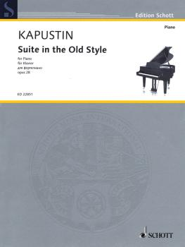 Suite in the Old Style, Op. 28 (Piano) (HL-49045676)