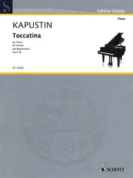 Toccatina, Op. 36 (Piano) (HL-49045657)