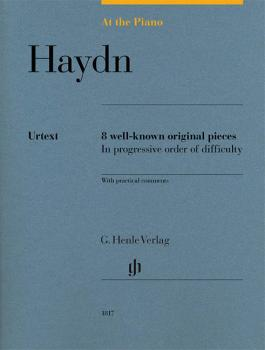 Haydn: At the Piano: 8 Well-Known Pieces in Progressive Order (HL-51481817)