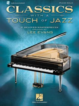 Classics with a Touch of Jazz: 27 Beloved Masterpieces for Solo Piano (HL-00151662)