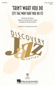 'Tain't What You Do (It's the Way That You Do It) (Discovery Level 2) (HL-00152219)