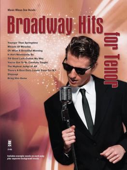 Broadway Hits for Tenor (HL-00154003)