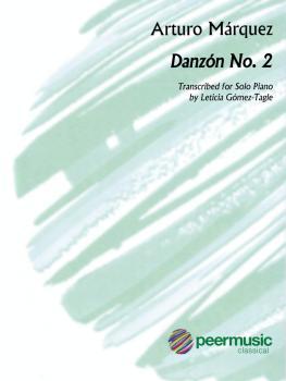 Danzón No. 2 (Solo Piano) (HL-00154480)