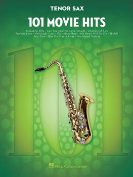 101 Movie Hits: 101 Movie Hits for Tenor Sax (HL-00158090)
