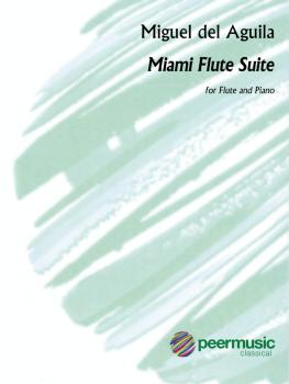Miami Flute Suite (for Flute and Piano) (HL-00158947)