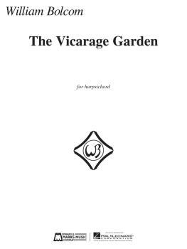 The Vicarage Garden (for Harpsichord) (HL-00159746)