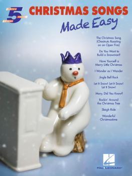 Christmas Songs Made Easy (HL-00172307)