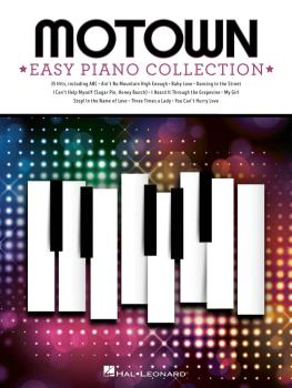 Motown: Easy Piano Collection (HL-00174846)