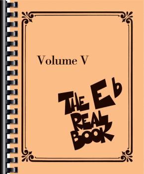 The Real Book - Volume V (E-flat Edition) (HL-00175279)