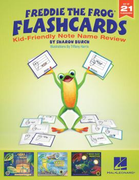 Freddie the Frog® Flashcards: Kid-Friendly Note Name Review (HL-00199487)