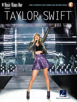 Taylor Swift - Sing 8 Favorites: Music Minus One Vocals (HL-00223015)