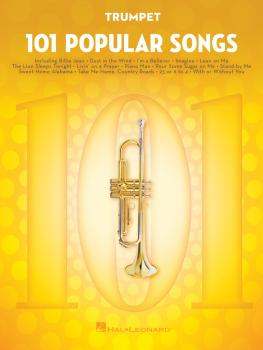 101 Popular Songs (for Trumpet) (HL-00224726)