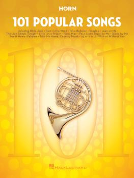 101 Popular Songs (for Horn) (HL-00224727)