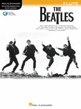 The Beatles - Instrumental Play-Along (Flute) (HL-00225330)