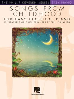Songs from Childhood for Easy Classical Piano (HL-00233688)