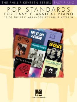 Pop Standards for Easy Classical Piano (HL-00233739)