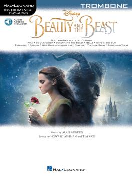 Beauty and the Beast (Trombone) (HL-00236233)