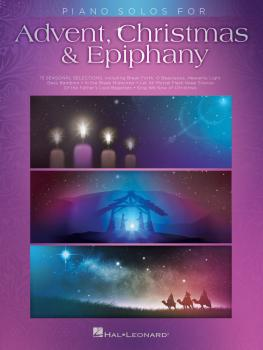 Piano Solos for Advent, Christmas & Epiphany (HL-00236689)